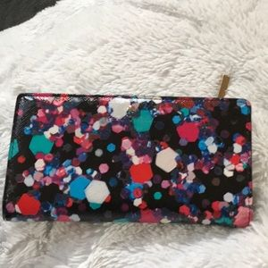 kate spade Bags - ♠️Kate Spade Leather Jewel Stacy wallet ♠️